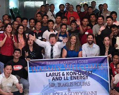 Larus S.A., Kon-Quest S.A., LL Energy S.A. – Officers & Ratings Forum 2019